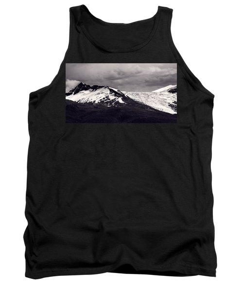Tank Top featuring the photograph Ridgeline by Jason Roberts