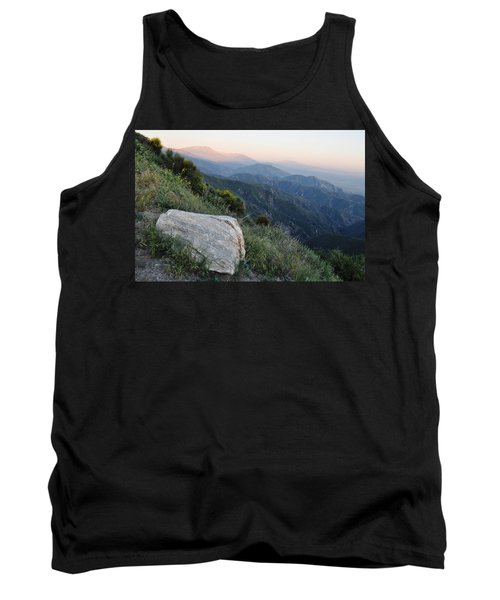 Rim O' The World National Scenic Byway Tank Top