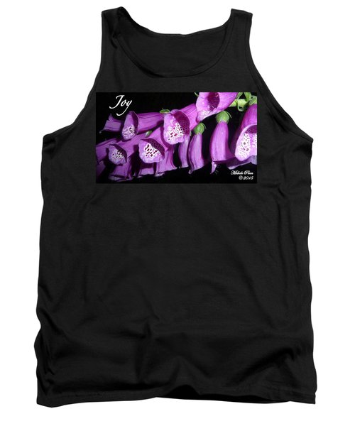 Ring My Bell With Joy Tank Top
