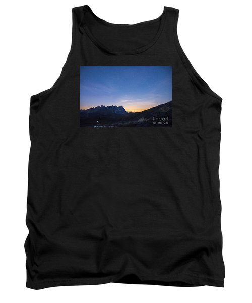 Tank Top featuring the photograph Rise Up by Yuri Santin