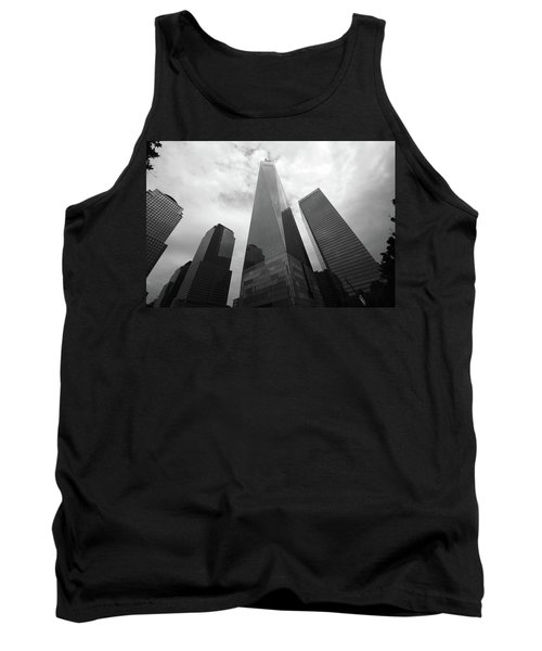 Tank Top featuring the photograph Risen Out Of The Rubble by John Schneider