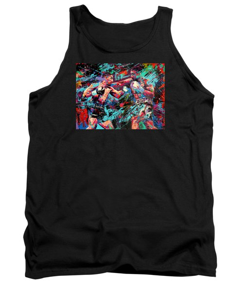 Rivals- Large Work Tank Top