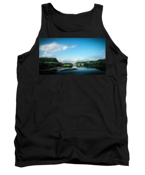 Tank Top featuring the photograph River Islands by Marvin Spates