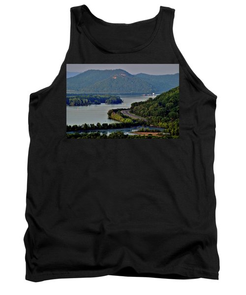 River Navigation Tank Top
