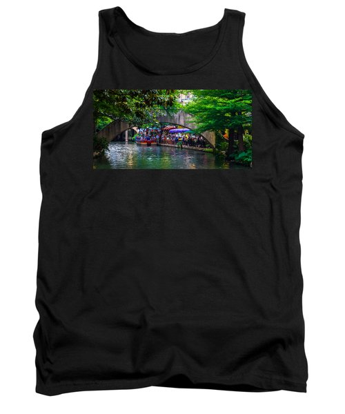 River Walk Dining Tank Top