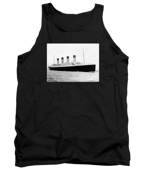 Rms Titanic Tank Top