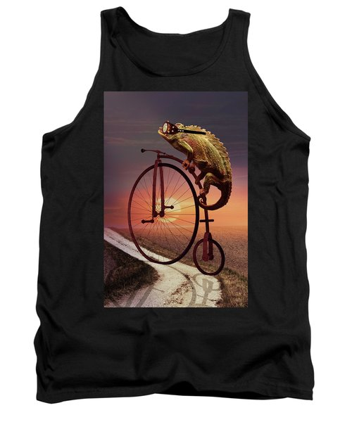 Road To Home Tank Top