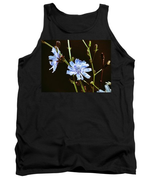 Roadside Flowers Tank Top
