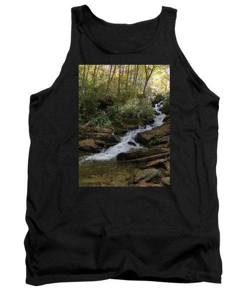 Roaring Fork Falls - October 2015 Tank Top