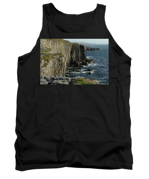 Rock Climbing Burren Tank Top