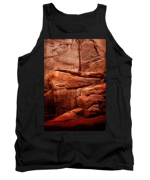 Rock Face Tank Top