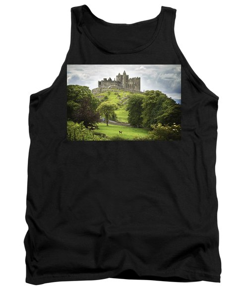Rock Of Cashel Cashel County Tipperary Tank Top