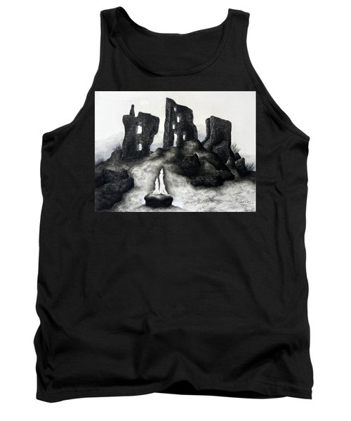 Rock Of The Candle Tank Top