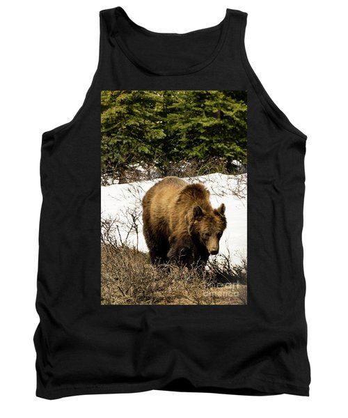 Rockies Grizzly Tank Top
