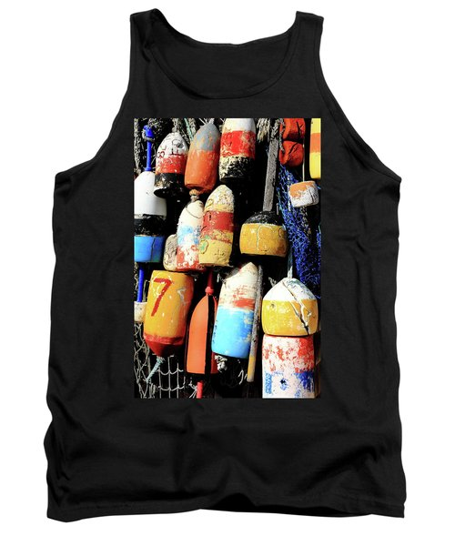 Rockport Buoys Tank Top by Lou Ford