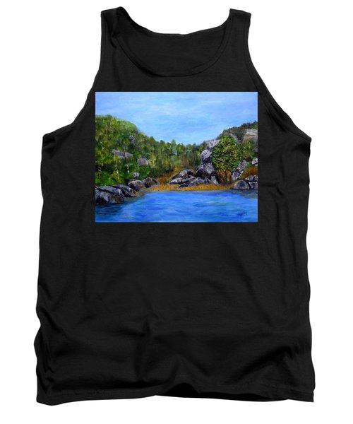 Rocky Cove Tank Top