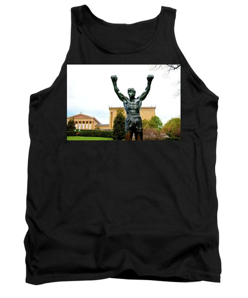 Tank Top featuring the photograph Rocky I by Greg Fortier