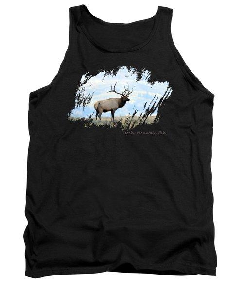 Rocky Mountain Elk Tank Top