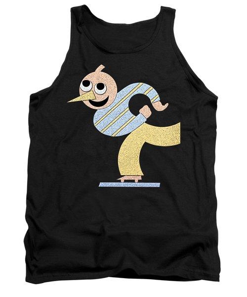 Roller Skater T-shirt Tank Top