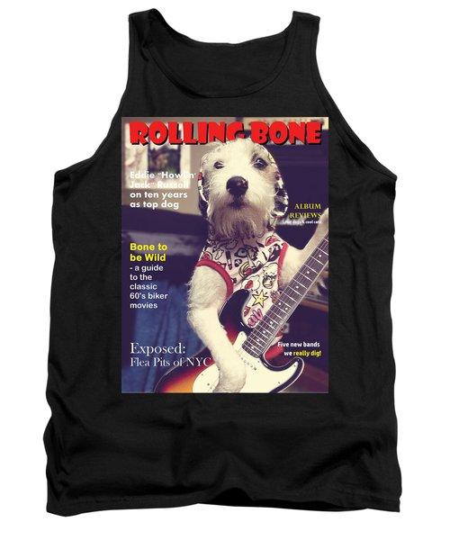 Rolling Bone Magazine Tank Top