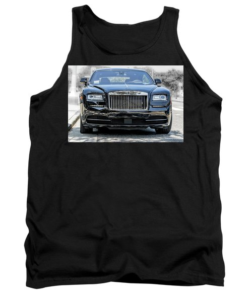 Rolls - Royce Wraith Coupe 2016 Tank Top