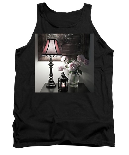 Romantic Nights Tank Top by Sherry Hallemeier