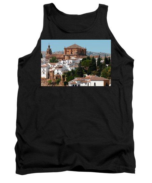 Ronda. Andalusia. Spain Tank Top