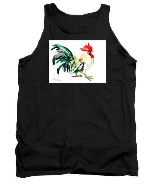 Rooster Tank Top by Suren Nersisyan