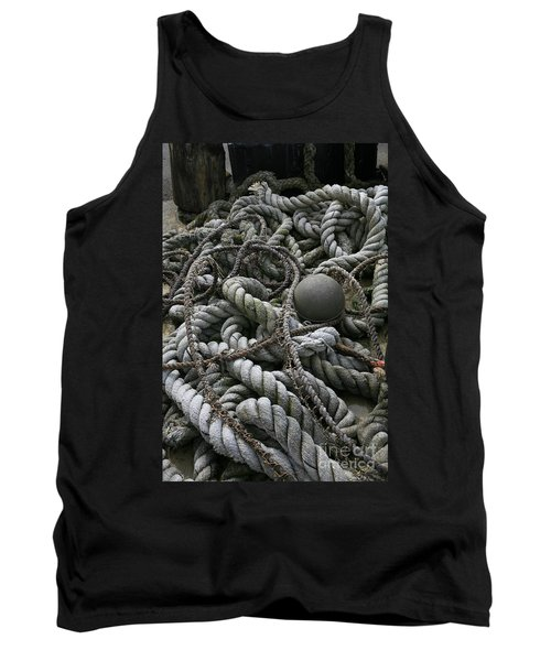 Ropes And Lines Tank Top
