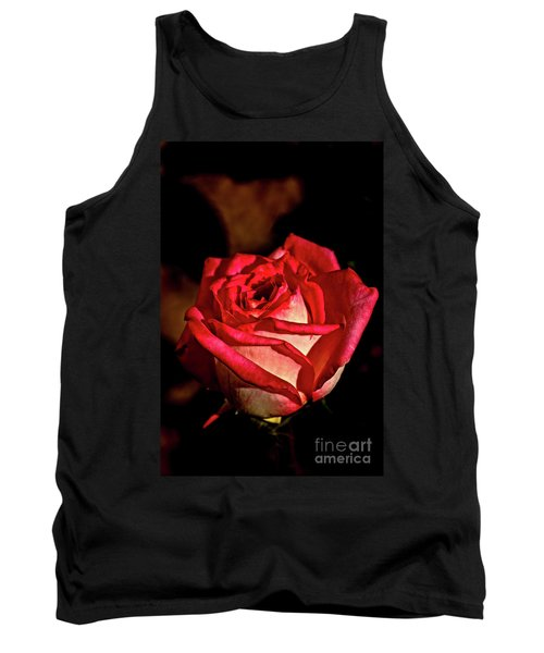Rose Bud Tank Top
