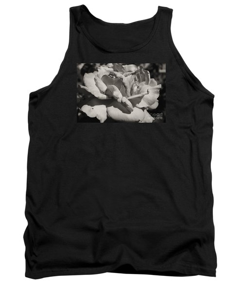 Tank Top featuring the photograph Rose by Cassandra Buckley