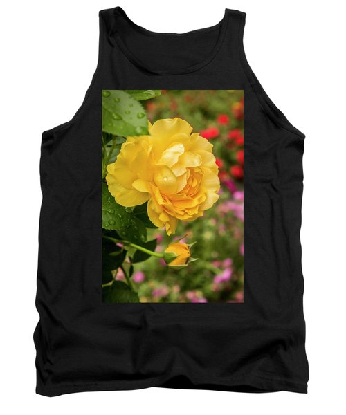 Rose, Julia Child Tank Top