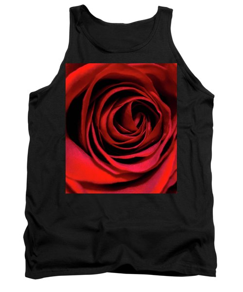 Rose Of Love Tank Top