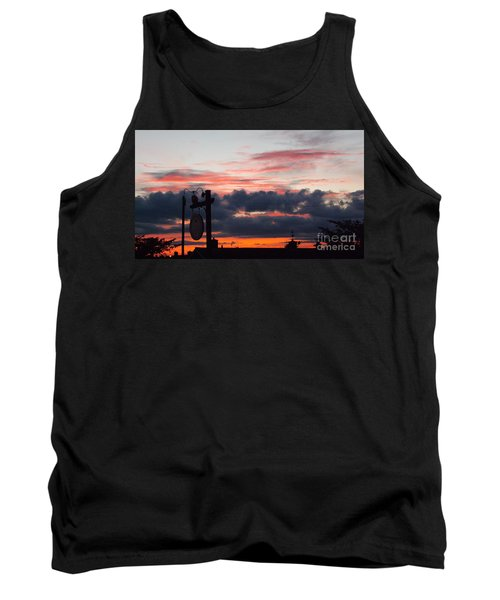 Rossington Sunset Tank Top