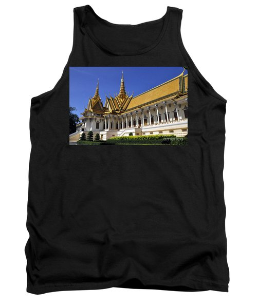 Roy Palace Cambodia 04 Tank Top