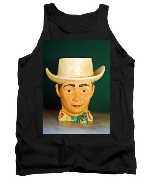 Roy Rogers Cup Tank Top