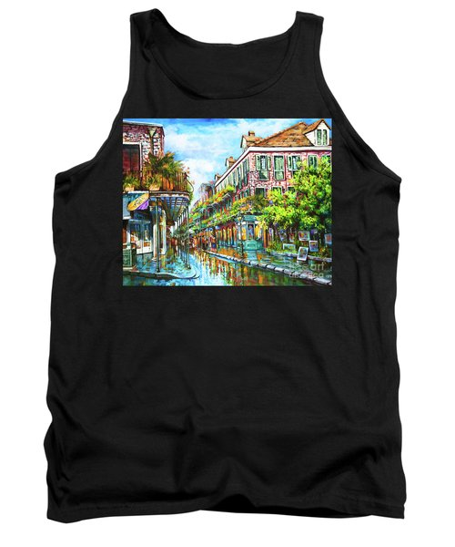 Royal At Pere Antoine Alley, New Orleans French Quarter Tank Top