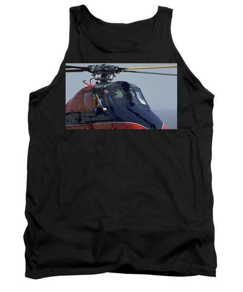Royal Helicopter Tank Top