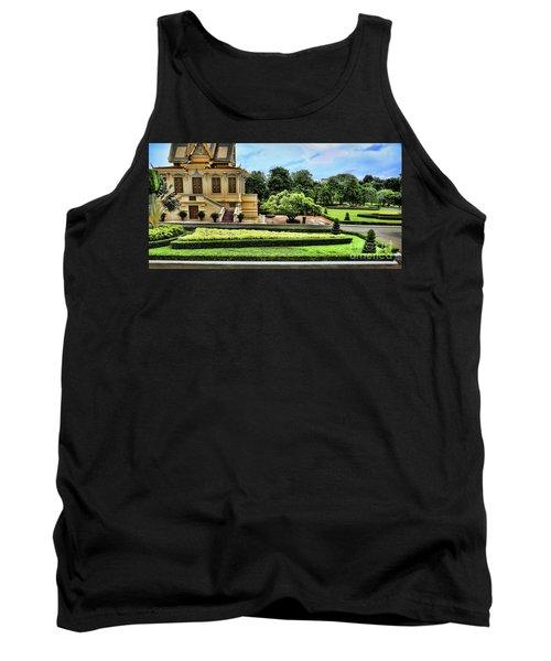 Royal Palace Courtyard  Tank Top