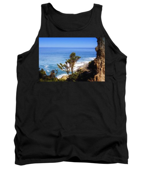 Rugged Beauty Tank Top by Kandy Hurley