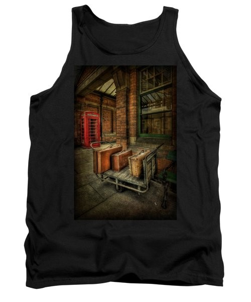 Rules Of Travel Tank Top