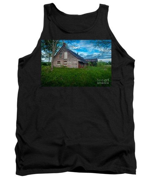 Rural Slaughterhouse Tank Top