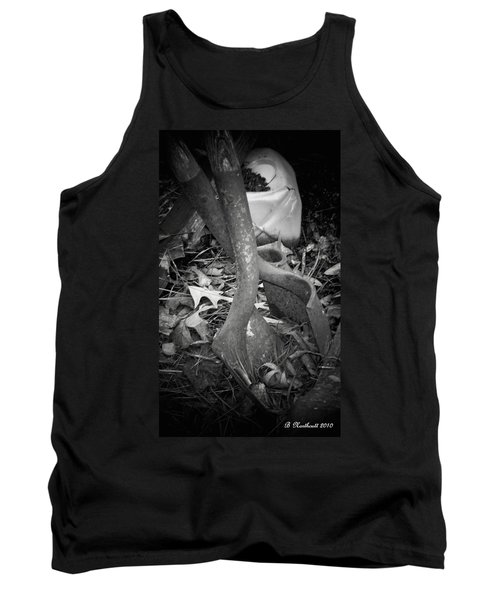 Tank Top featuring the photograph Rusty Embrace by Betty Northcutt