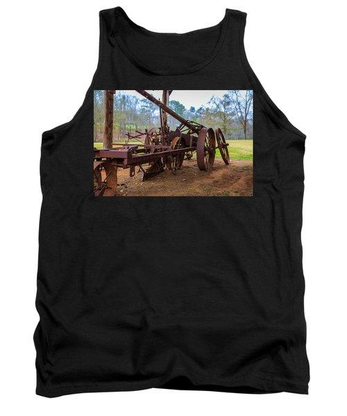Rusty Farming Tank Top