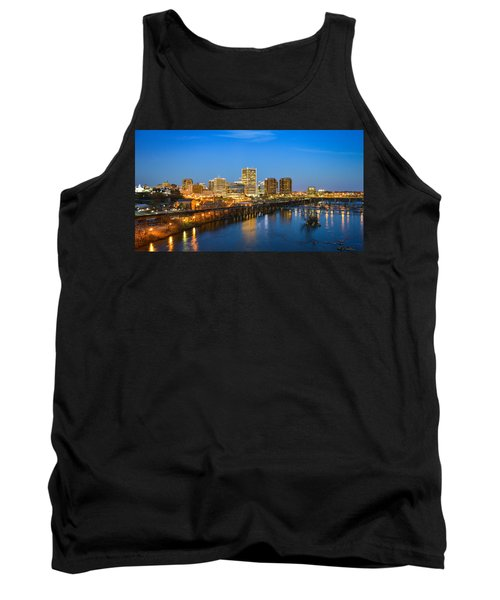 Rva Night Tank Top