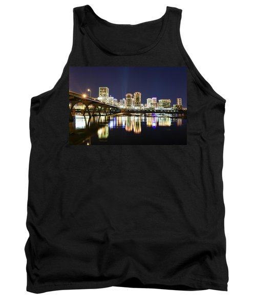 Rva Night Lights Tank Top
