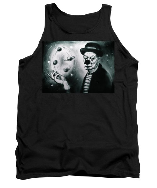 Sadness Of Creator Tank Top