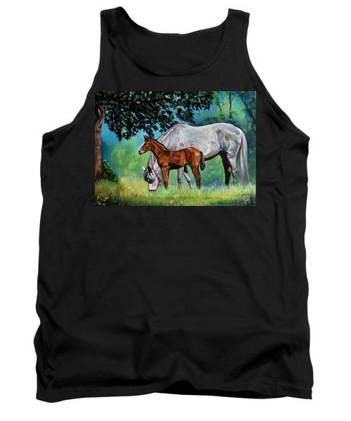 Safe Curiosity Tank Top