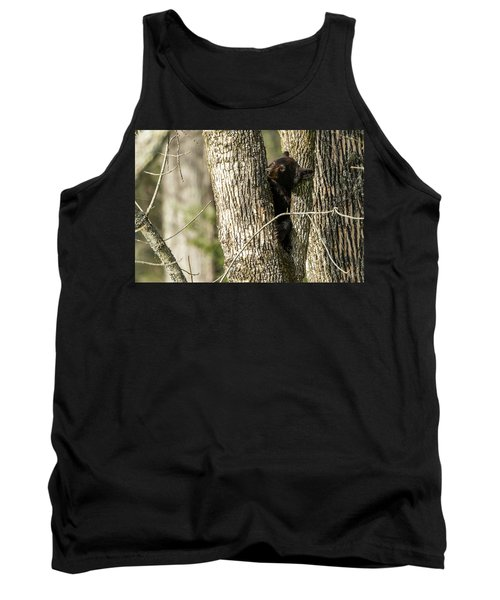 Tank Top featuring the photograph Safe From Harm by Everet Regal