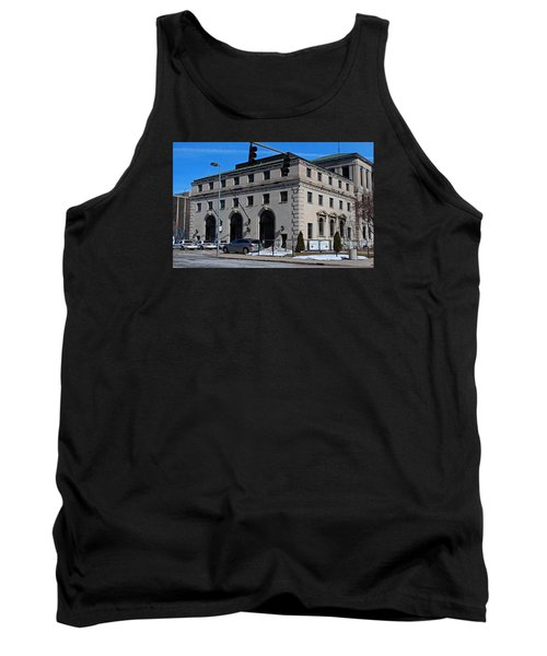 Safety Building Tank Top